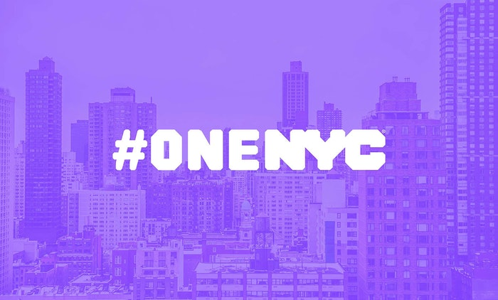 OneNYC: The plan for a strong and just city